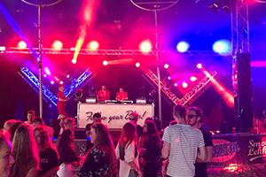 Sound Events festival en evenemententechniek